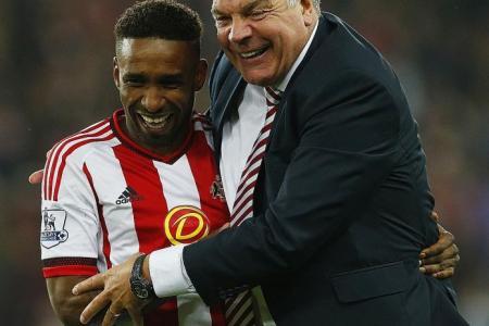 Allardyce and Defoe are Sunderland's saviours, says Gary Lim