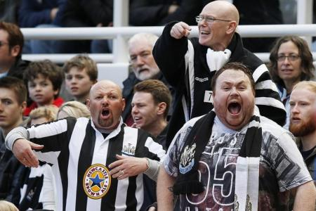 Drop's good for Newcastle, says Magpies fan Sazali Abdul Aziz