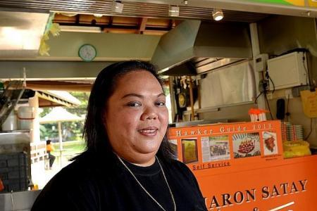 Founder of famed Haron Satay stall dies