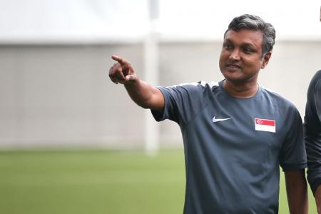 Lions want Kadir as Sundram's assistant