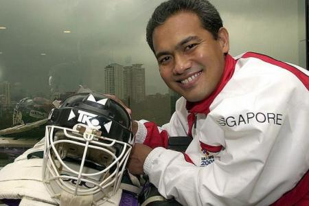 Floorball head Sani reported for alleged misappropriation of funds