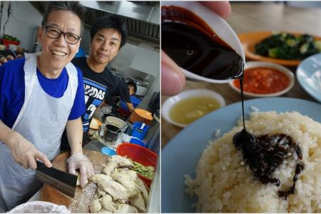 Famous Margaret Drive chicken rice is back
