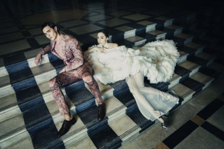 The allure of couture