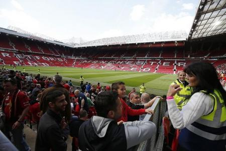 Old Trafford bomb was left over training device