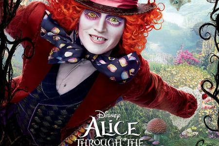 Poster Poser: Alice Through The Looking Glass