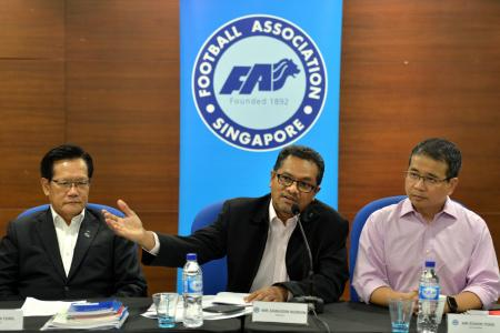 VP Lim could be FAS' next president