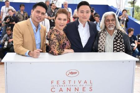 Standing ovation for Boo Junfeng's Film at Cannes