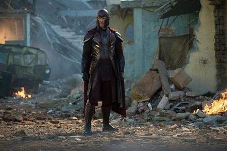 Magneto in love