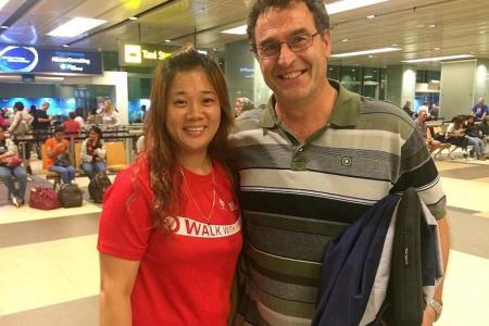 Australian Arsego is new national basketball coach