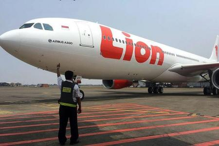 Lion Air passengers sent to wrong terminal