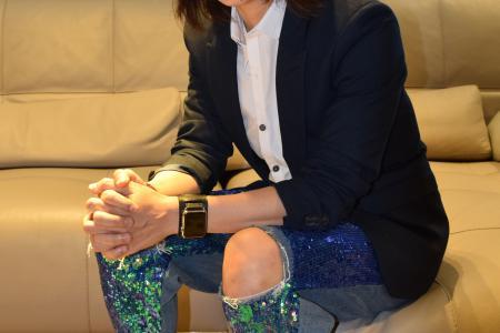 Olinda Cho risks losing face for national pride