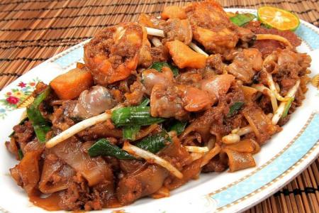 Hed Chef: Char kway teow