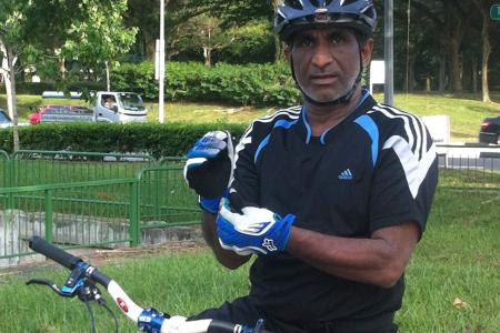 Singaporean cyclist dies in Johor