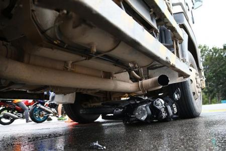 Heavy vehicle accidents - it's all about the money