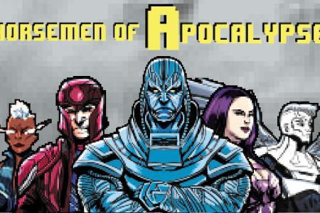 Horsemen of X-Men's Apocalypse