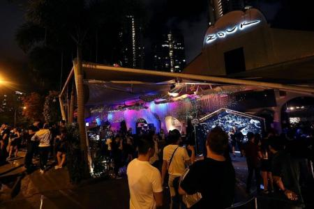 Zouk memories: 'I remember taking a photo with Ryan Giggs'