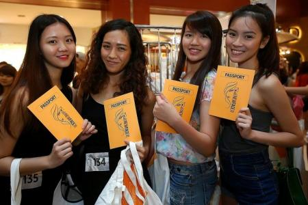 98 contestants through to TNP New Face's Round 2