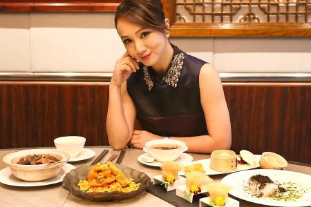 Celebrity Chow with Diana Ser