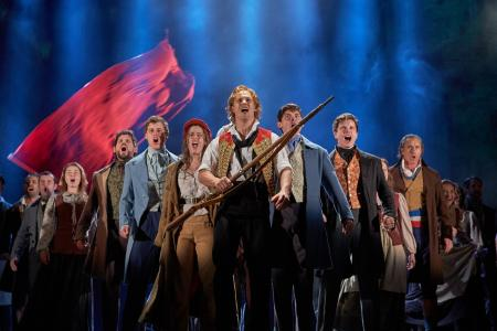 Win Les Miserables tickets worth $198 each