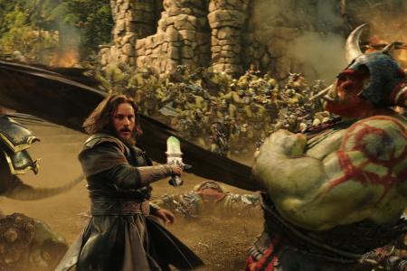 Warcraft (2016) Online Subtitrat HD