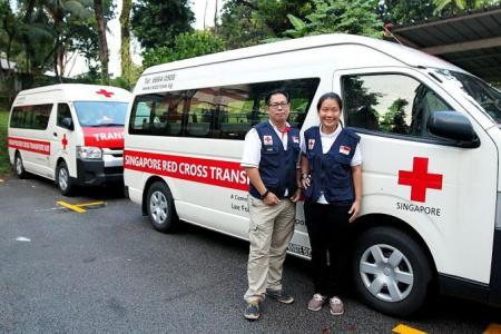 Singapore Red Cross helps Sri Lanka cyclone victims