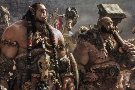 The M Interview: Warcraft cast talk orcs, tusks, tea and cake