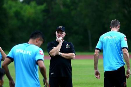 DPMM vow comeback in season's second half
