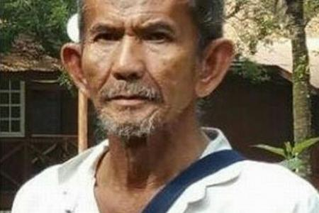 Singaporean missing in Tioman