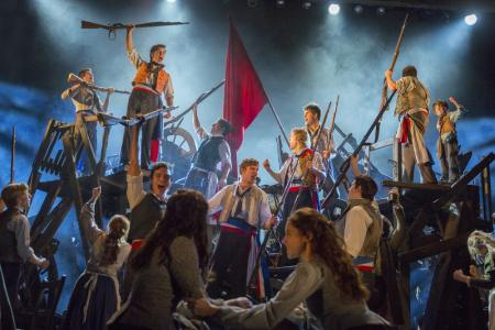 MDA to take action over Les Miserables same-sex kiss