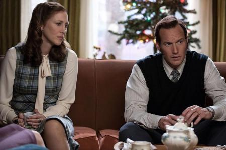 The Conjuring 2 beats Warcraft movie