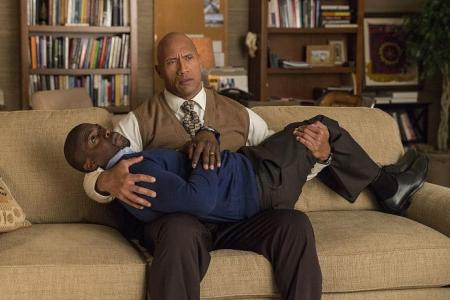 Movie Date: Central Intelligence (PG13)