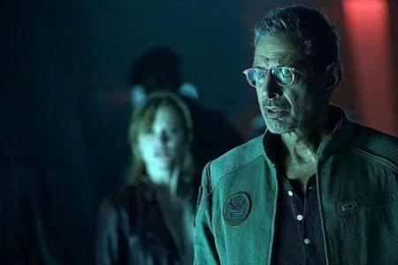 Goldblum's special Independence Day