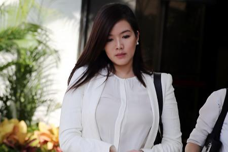 Rui En charged with careless driving, plans to plead guilty