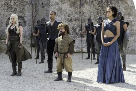 My brother is one of the Unsullied