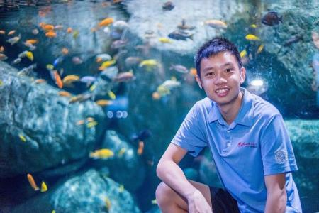 Poly student scored two-month internship in Maldives