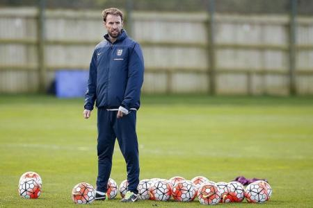 Southgate tipped to be interim England boss