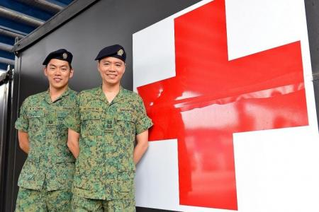 And the SAF's best units are ...