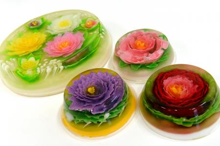Jelly so pretty they make your heart go bloom