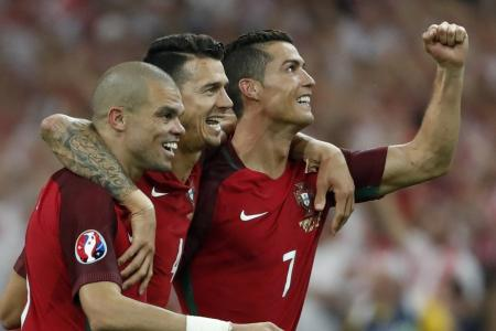 Portugal through to semi-finals