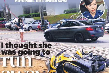 Rui En fined $700 over driving incident