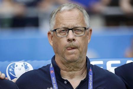 Iceland coach: We have bite