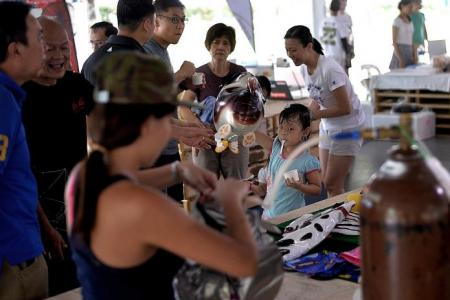 First of 17 Rock Our Blocks parties kicks off in Hougang