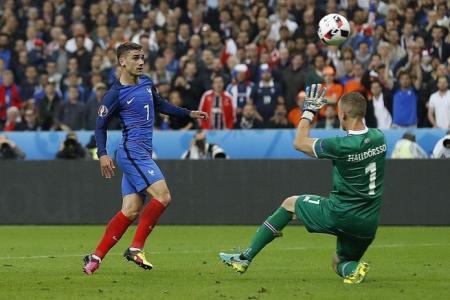 France's dynamic duo spell danger for Germany