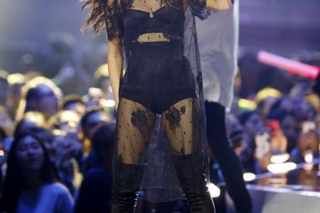 Win Selena Gomez concert premiums