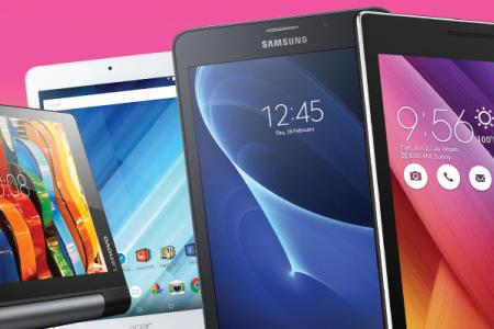 Budget friendly tablets