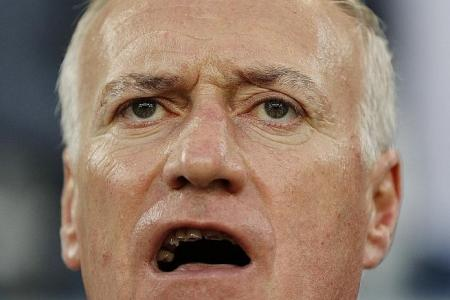 Deschamps: We have won nothing yet
