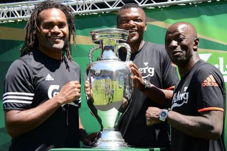 French legends confident of a third crown