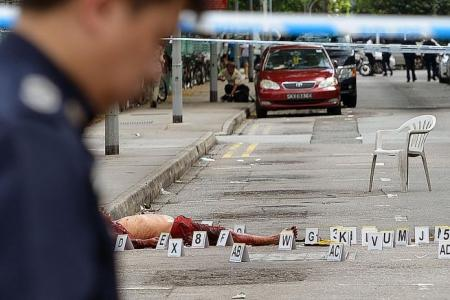 Murder at Geylang: Why was body left in open for so long?