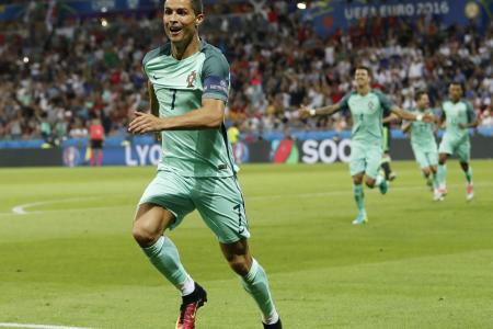 Deschamps wary of Ronaldo threat