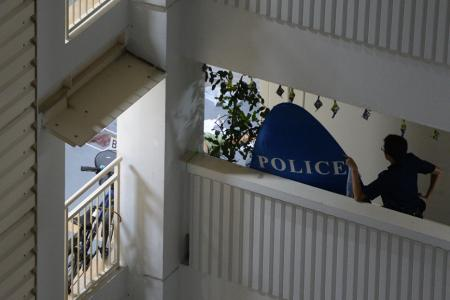 Man found dead in Yishun